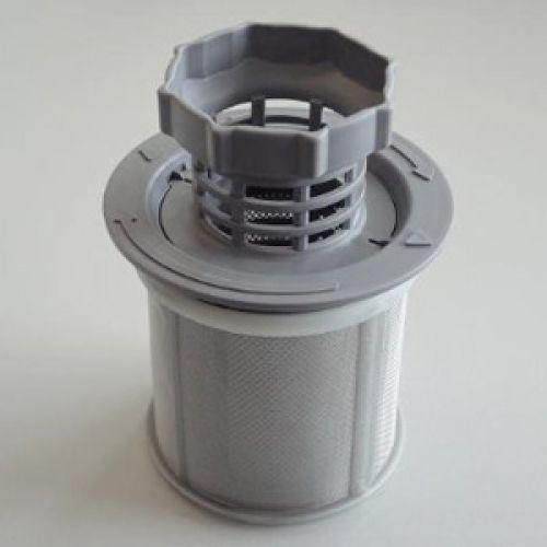 При разборе посудомоечной машины необходимо извлечь и прочистить дренажный фильтр