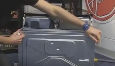Разбор посудомоечной машины Бош для устранения неисправности работоспособности