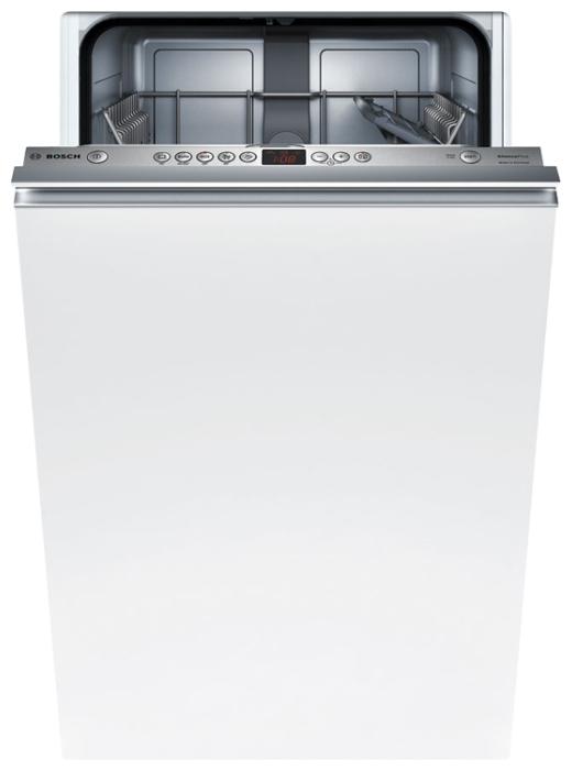 Встраиваемая посудомоечная машина Bosch SPV 53М00 со скрытой панелью задач