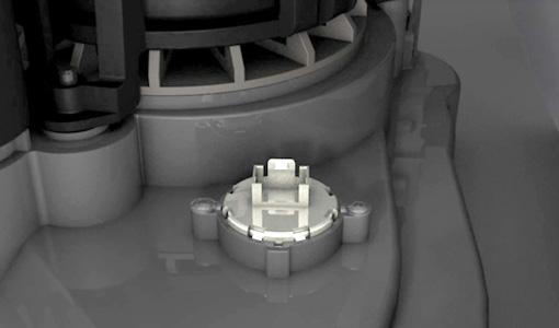 Сенсор контроля фильтрующей системы