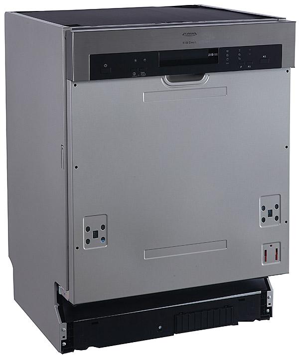 Полноразмерная и полновстраиваемая посудомоечная машина SI 60 ENNA L от компании Флавия