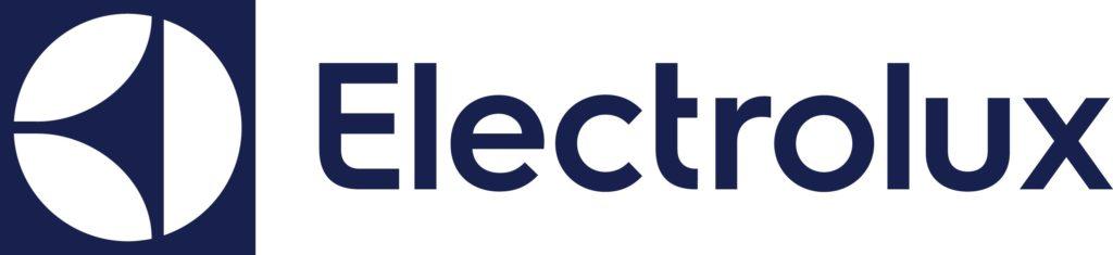 Логотип компании Electrolux производящей эксклюзивные качественные посудомоечные машины