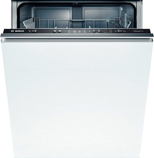Элегантная посудомоечная машина SMV53N20 фирмы Бош для встраивания в кухонный гарнитур