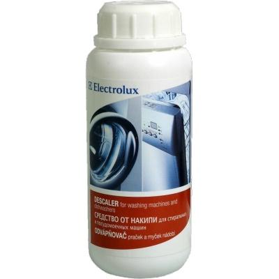 Наряду с выпуском посудомоечных машин компания Электролюкс выпускает специальные средства от накипи