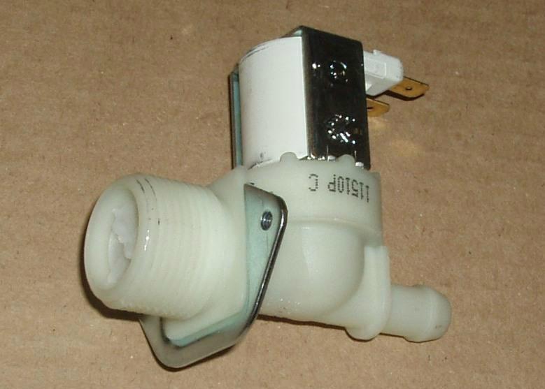 Для диагностирования поломки посудомоечной машины проведите диагностику впускного клапана