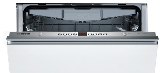 Модель посудомоечной машины Бош более 60 см с дисплеем и расширенным функционалом