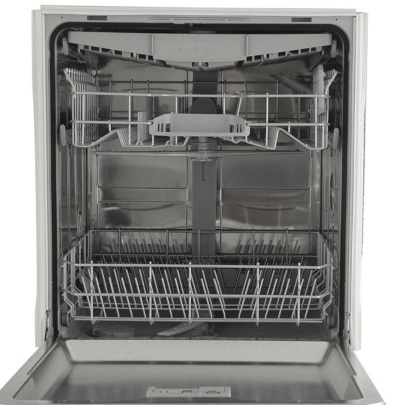 Стильная посудомоечная машина Бош с двумя уровнями лотков для посуды разных расмеров