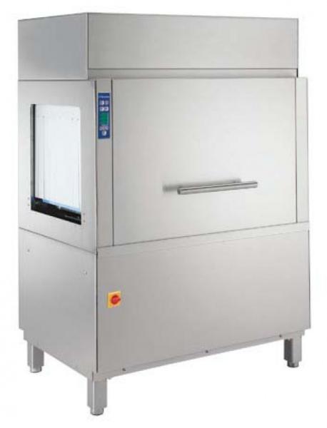 Промышленная посудомоечная машина Electrolux WTCS90ERB туннельного типа и непрерывной работой