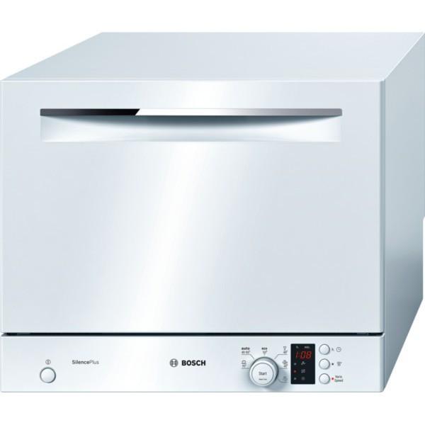 Популярная модель компактной посудомоечной машины Bosch SKS 62E22 для небольшой кухни