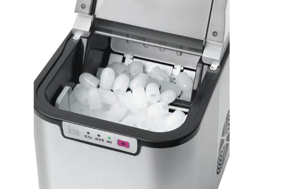 Бытовой льдогенератор для создания идеальных и фигурных кубиков льда для праздника или вечеринки