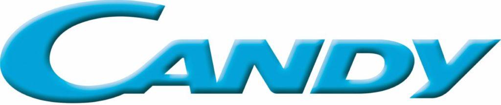 Логотип производственной компании Канди, выпускающей холодильники и другие бытовые приборы