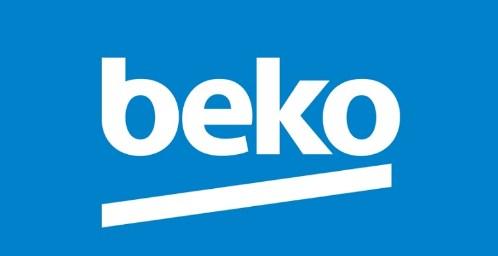 Логотип компании Беко по производству холодильников и других крупных и мелких бытовых приборов