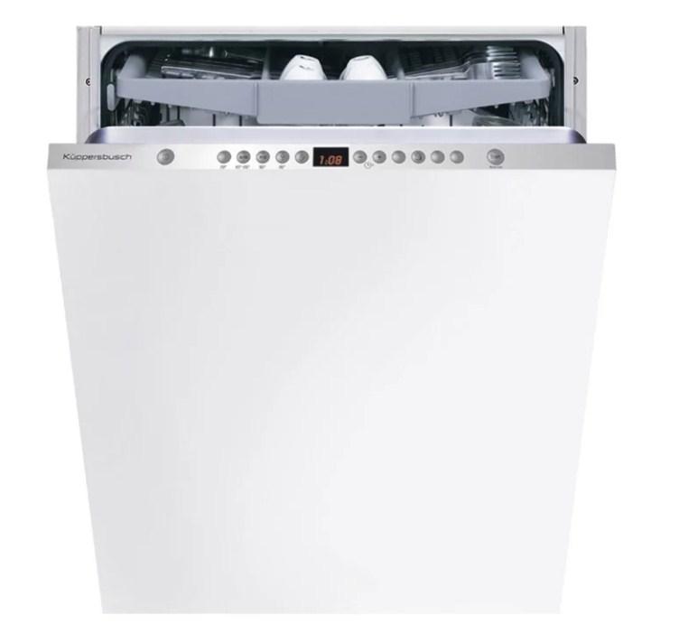 Полноразмерная посудомоечная машина Kuppersbusch IGV 6509.4 премиум класса с режимом турбосушки