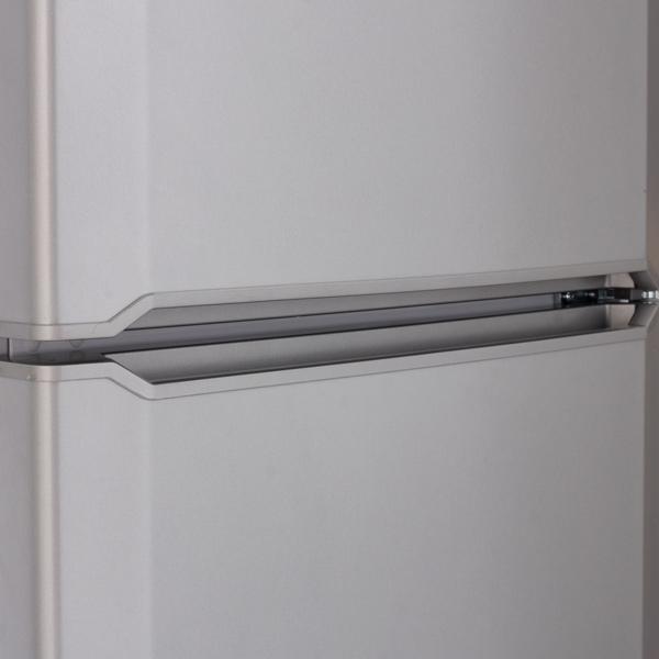 Удобные впадины для открывания дверей холодильника Беко CMV 533103 S