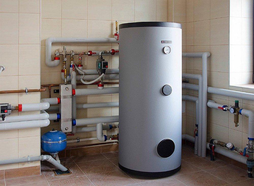 Нагреватели косвенного нагрева больше подойдут для частных домов