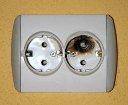 Проверка электрики исключит повреждения