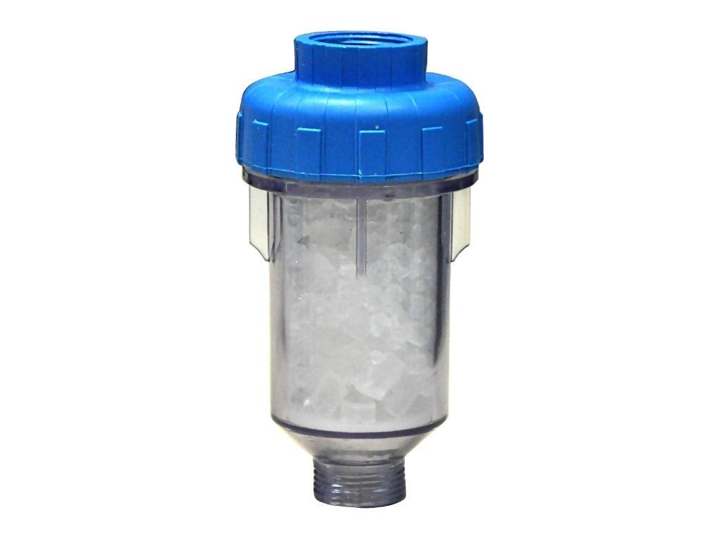 Гейзер 1 ПФ работает на полифосфатной соли
