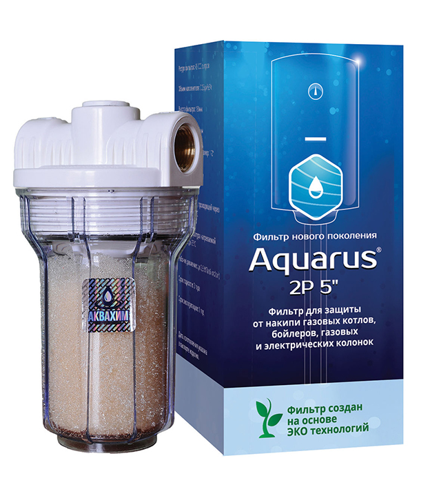 Технологичный эко фильтр Aquarus 5B