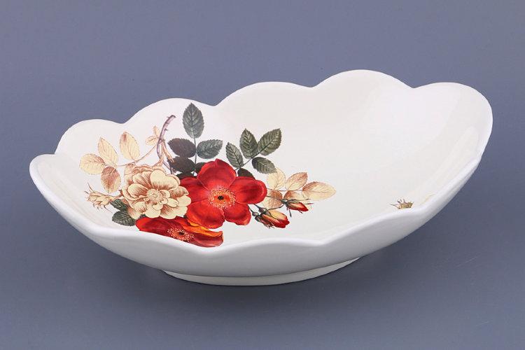 Посуду из керамики можно мыть в посудомоечной машине ввиду стойкости к высоким температурам