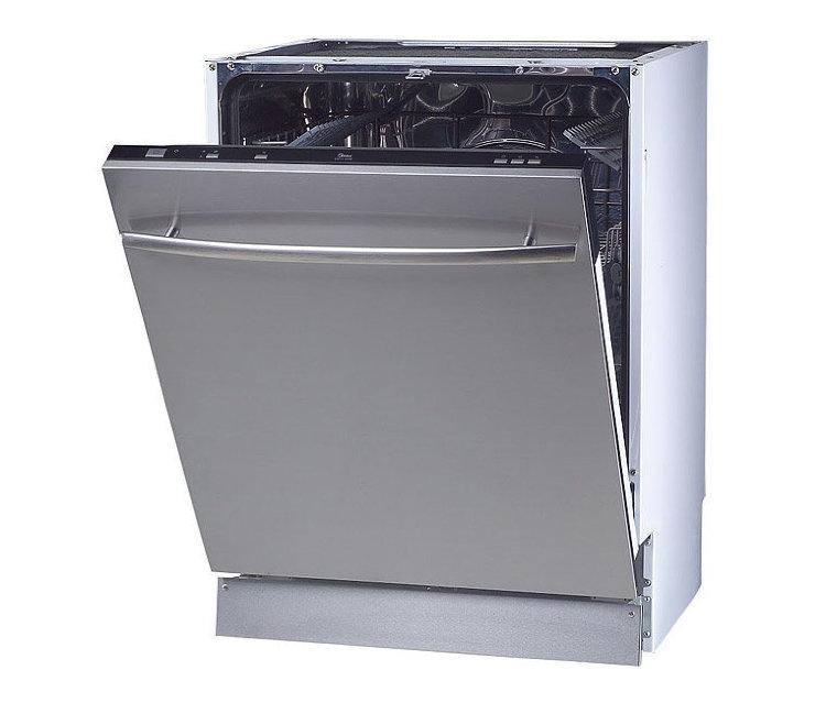 Полноразмерная посудомоечная машина Midea M60BD-1205L2 с возможностью встраивания и глубиной 54 см