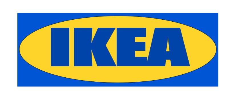 Официальный логотип марки Икея