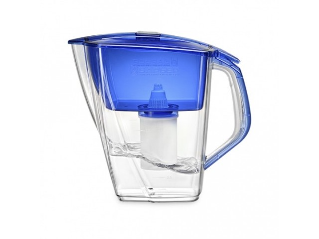 Фильтр для воды можно мыть в посудомоечной машине в щадящем режиме при температуре не более 40 градусов