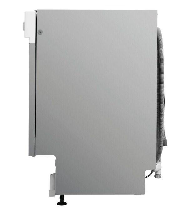Посудомоечная машина Индезит DIF 16T1 A имеет возможность присоединения к фасаду декоративных элементов
