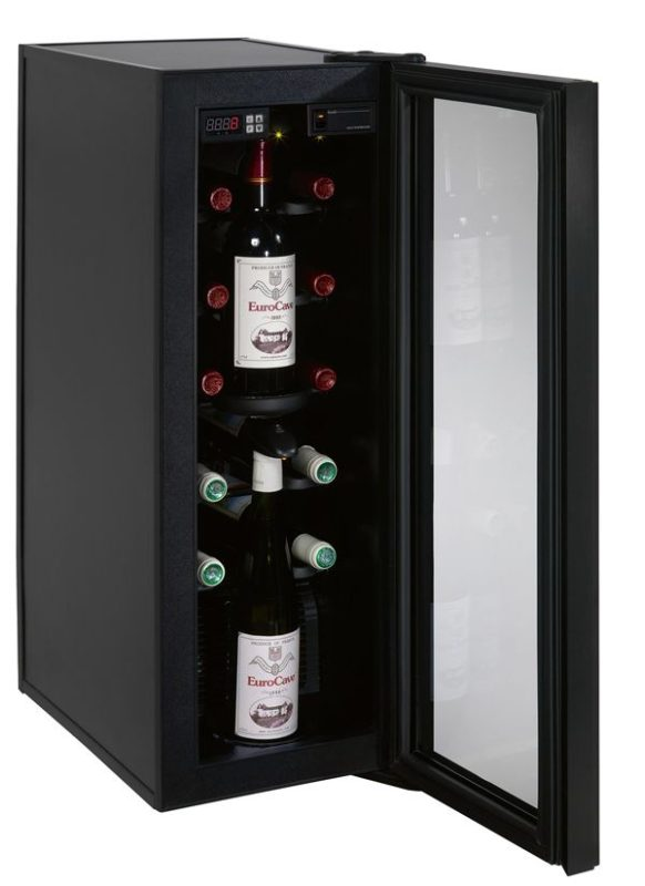 Компактный винный шкаф для дома Eurocave 013 La Petite от французского производителя с дополнительными полками