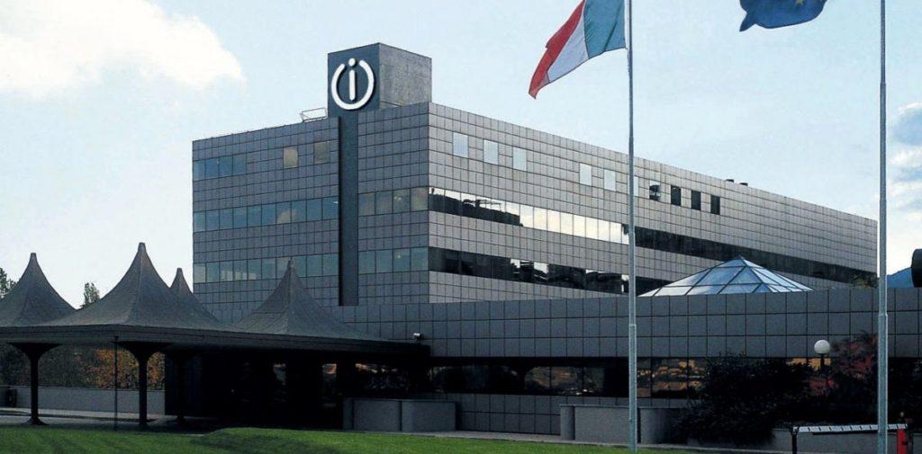 Фото главного здания корпорации Индезит с заводом по производству посудомоечных машин и бытовых приборов