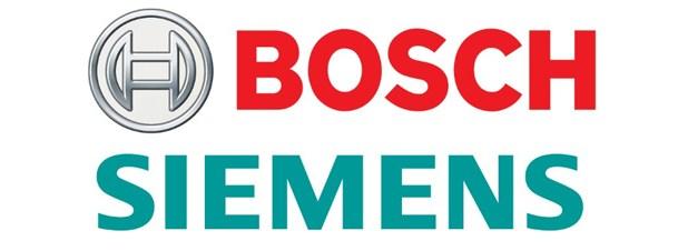 Логотипы популярных производителей посудомоечных машин Бош и Сименс