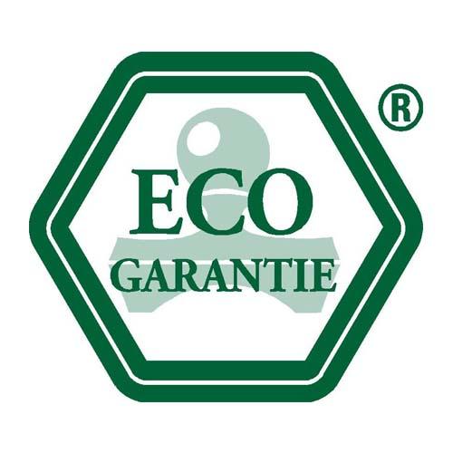 Значок ЭКО на моющем средстве для посудомоечной машине гарантирует его безопасность