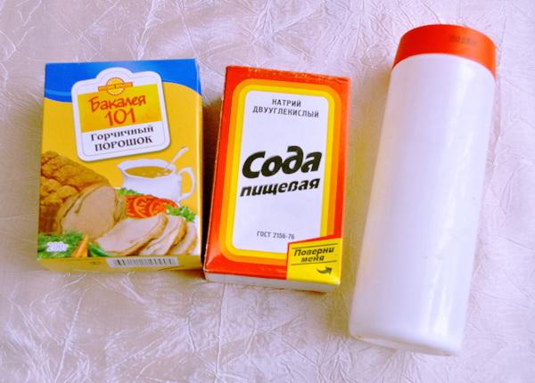 Изготовление моющего средства для посудомоечной машины можно осуществить из подручных средств