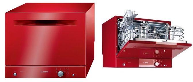 Компактные посудомоечные машины для малогабаритных кухонь имеют самую маленькую глубину