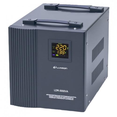 Ступенчатый стабилизатор напряжения в электросети для подключения посудомоечной машины