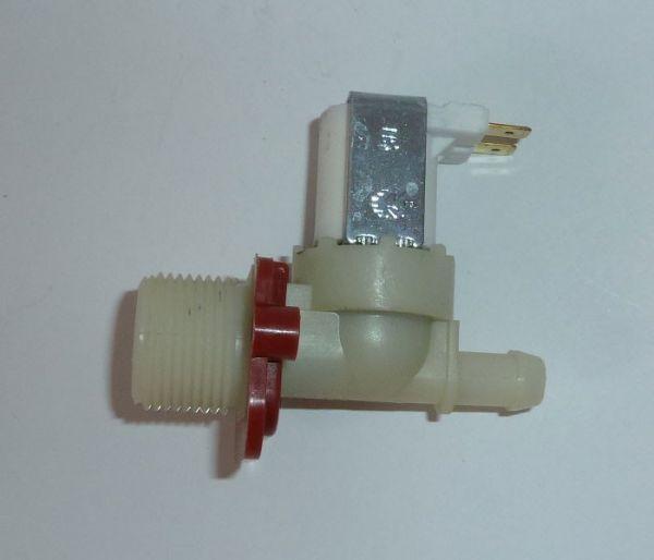 Неисправность соленоидного клапана может послужить причиной неработоспособности льдогенератора