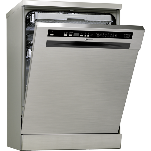 Полноразмерная встраиваемая посудомоечная машина с выведенной электронной панелью задач