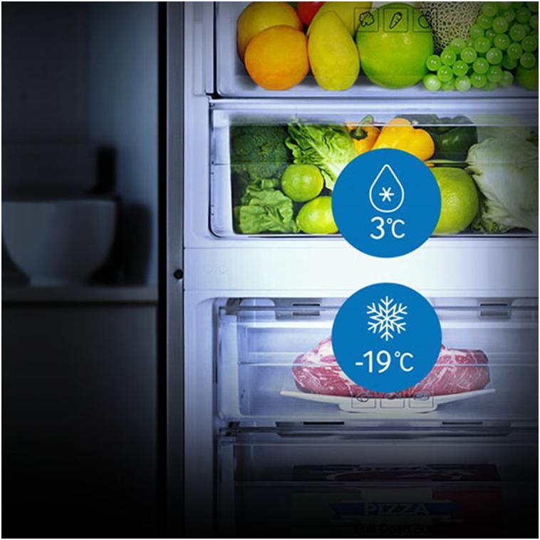Модели холодильников от компании Беко имеют функцию автономного сохранения холода до 24 часов