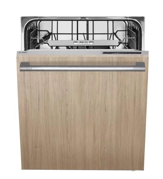 Режим турбосушки присутствует в посудомоечной машине Asko D 5536 XL с декоративным фасадом