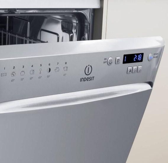 Модель современной посудомоечной машины Индезит специальной линейки Экстра