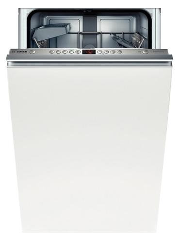 Посудомоечная машина Bosch SPV 53M 20RU для встраивания под столешницу с функцией луча на полу
