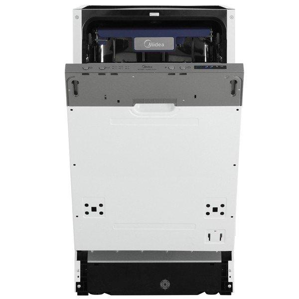 Полновстраиваемая модель посудомоечной машины Midea M45BD-1006D3 глубиной 54 сантиметра