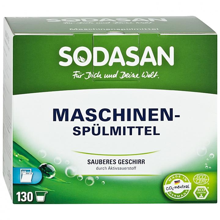 Практически аналогичные по составу средства Sodasan и Ecover имеют похожее действие при мойке