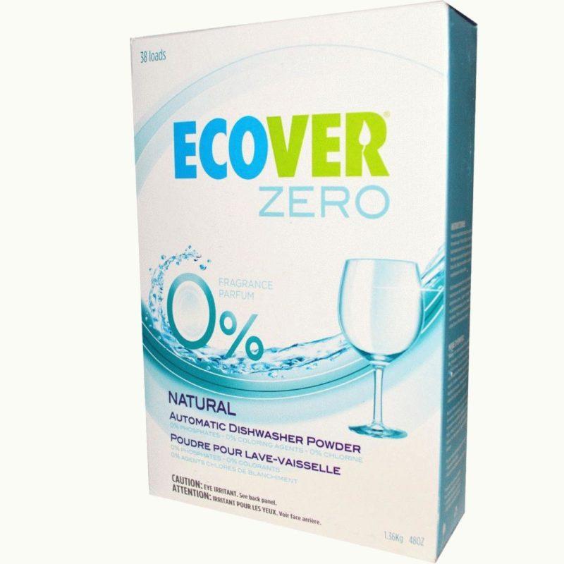 В состав средства Эковер также входит кислородный отбеливатель