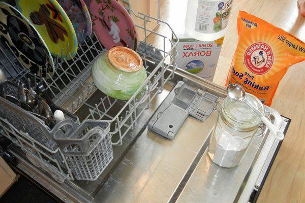 Самостоятельное приготовление смесей для ПММ более экологично и просто