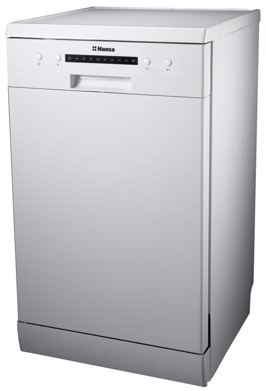 Стационарная неширокая модель Hansa ZWM 416 WH энергоэффективности класса А++