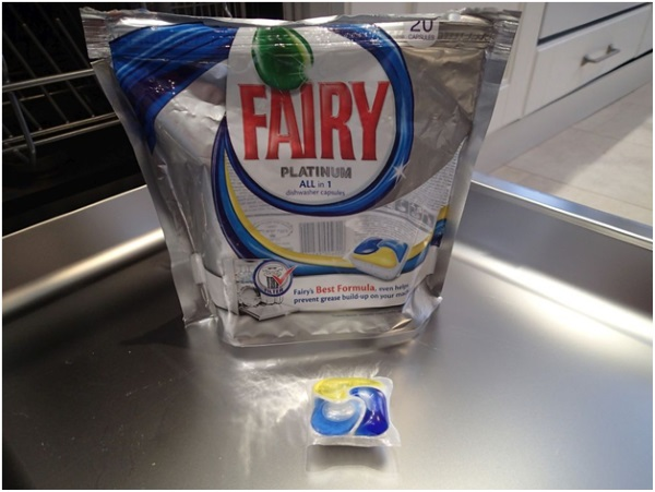 Капсулы с гелем в растворимой упаковке очень удобны в использовании
