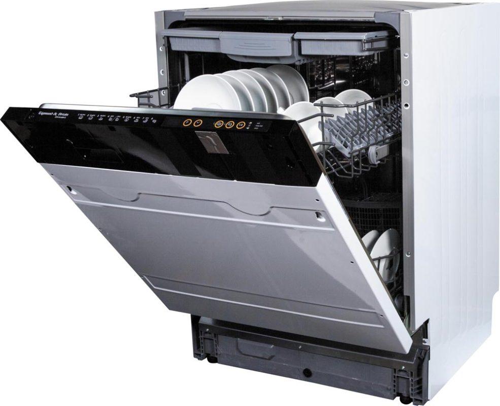 Полногабаритная встраиваемая посудомоечная машинка ZIGMUND & SHTAIN DW 69.6009 X обладает множеством преимуществ