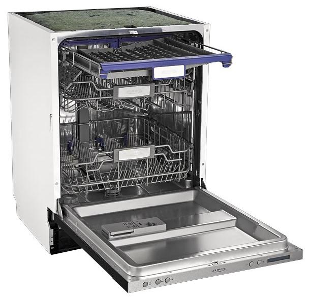 Итальянская ПММ Flavia BI 60 KAMAYA рассчитана для мытья 14 комплектов посуды