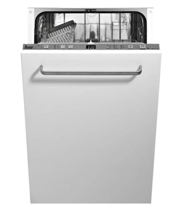 Узкая модель ПММ TEKA DW8 41 FI экономит полезное пространство на кухне