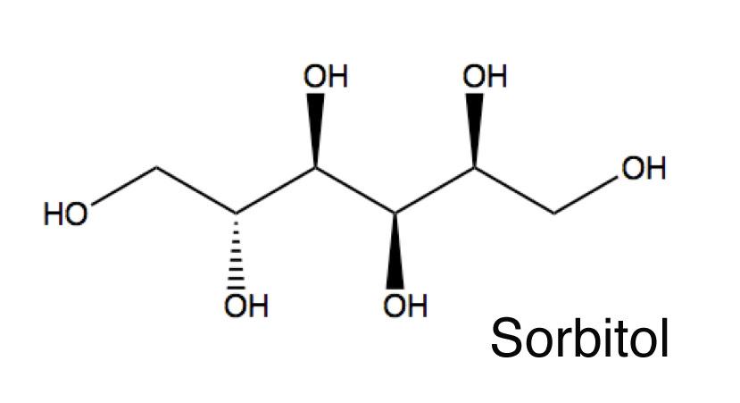 Сорбитол в составе универсальной таблетки для посудомоечной машины позволяет добиться однородности